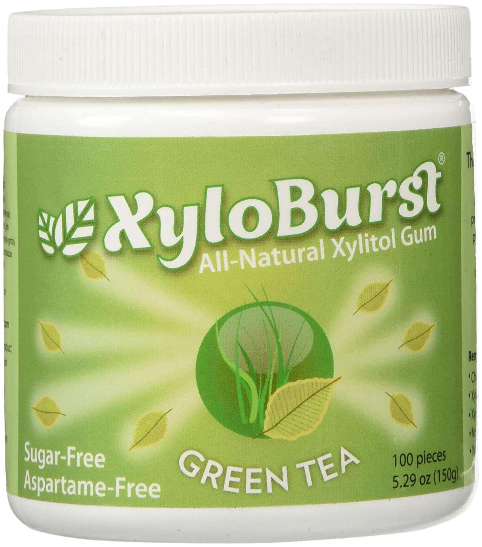 Focus Nutrition Aspartame-Free Chewing Gum