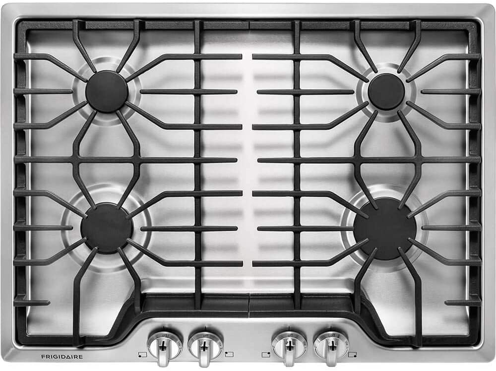 Frigidaire FFGC3026SS Gas Sealed Burner Style Cooktop