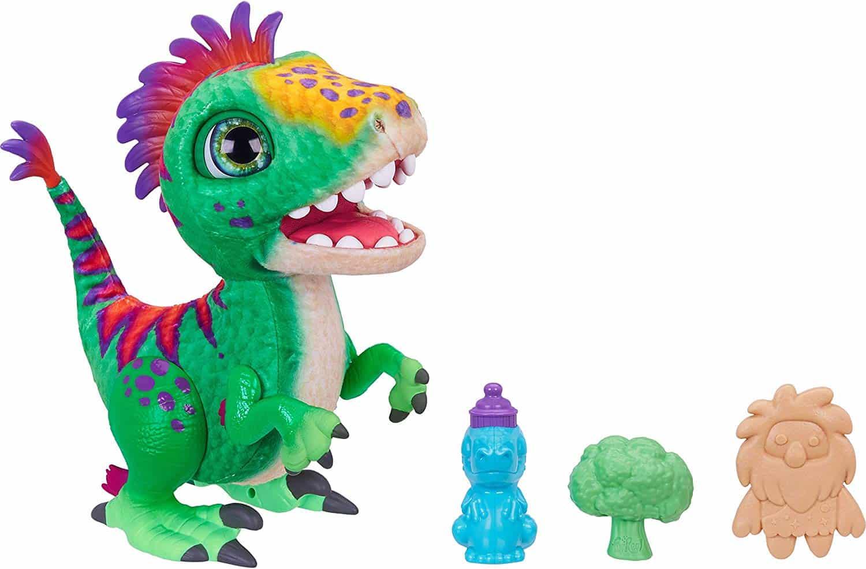 FurReal Munchin Rex Cool Dino