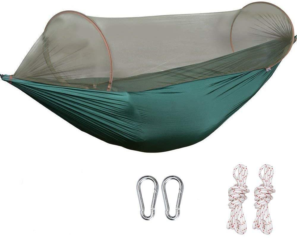 G4Free Large Camping Hammock with Net