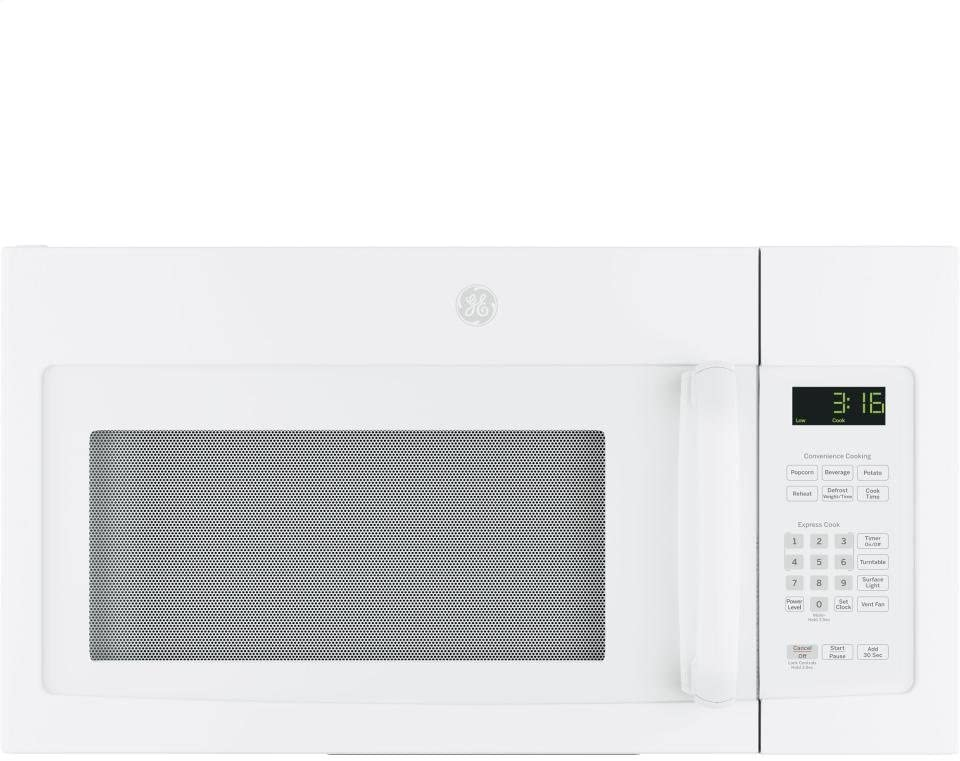 GE JNM3163DJWW Over-the-range Microwave