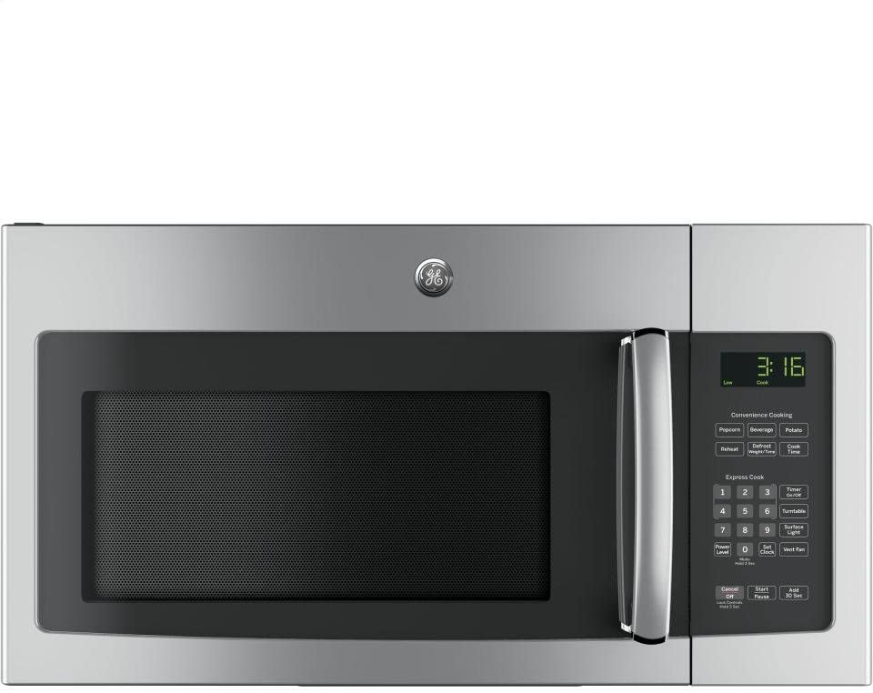 GE JNM3163RJSS Over the Range Microwave