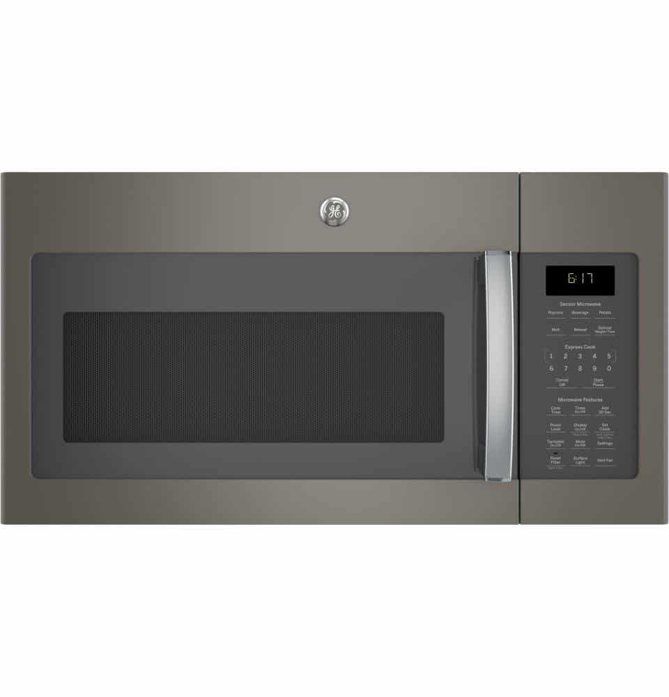 GE JVM6175EKES Over-the-Range Microwave Oven