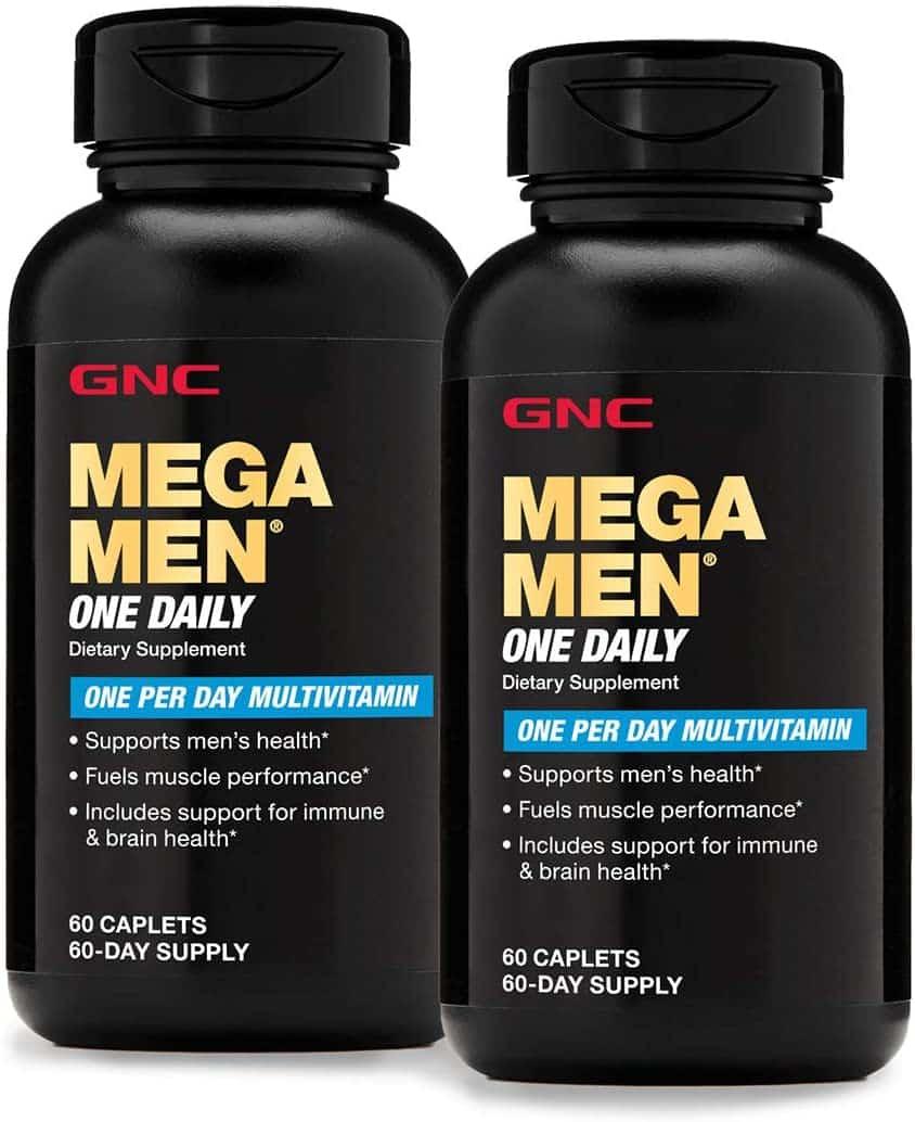 GNC One Daily Mega Men