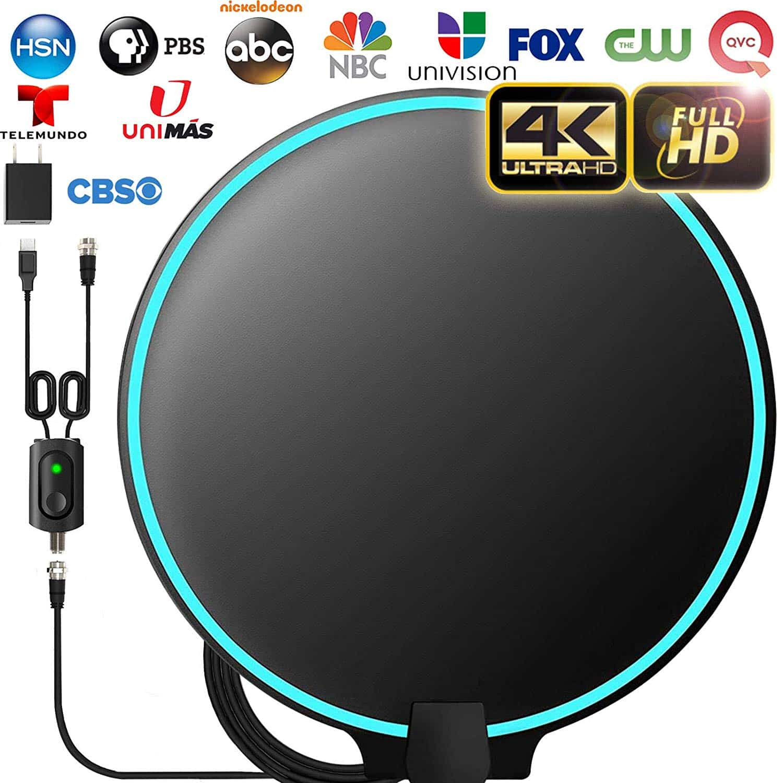 Gesobyte Amplified HD Digital TV Antenna