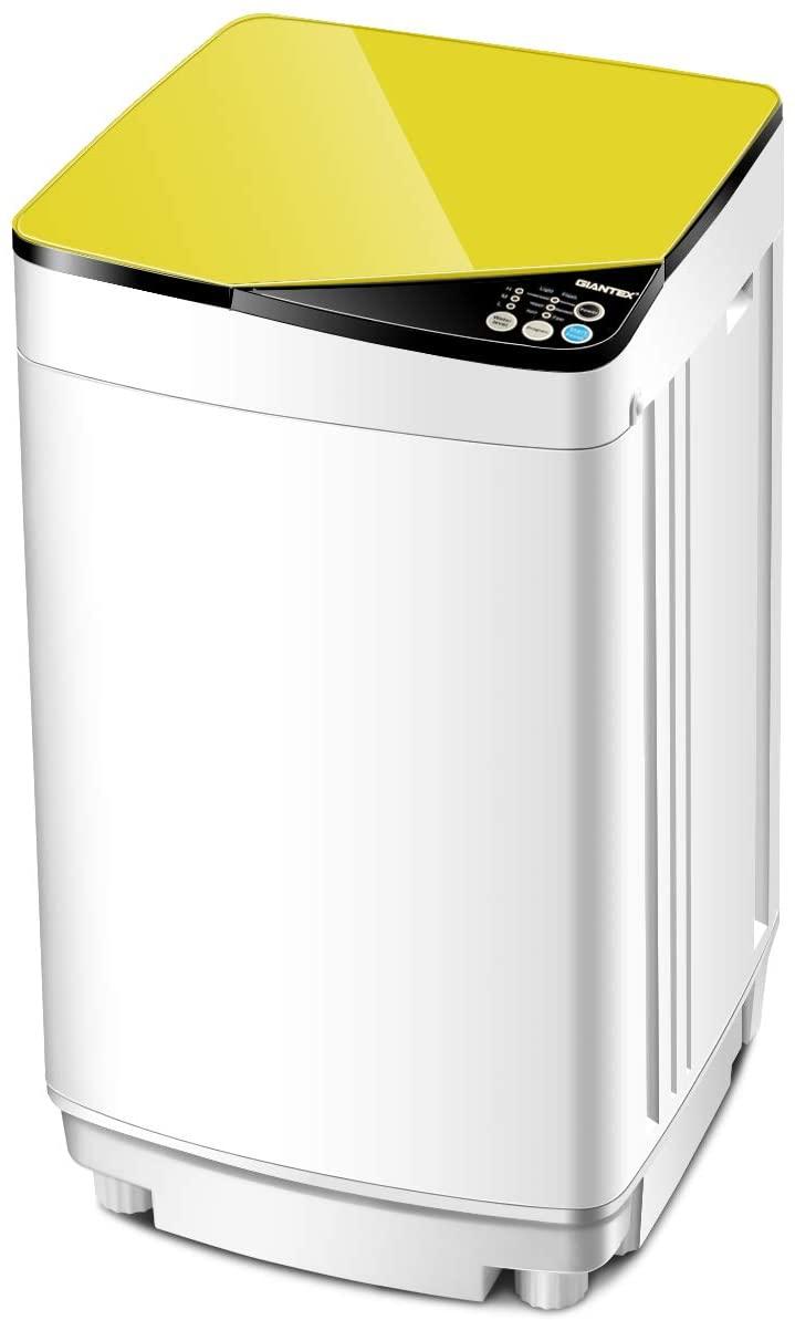 Giantex Full-Automatic Mini Washing Machine