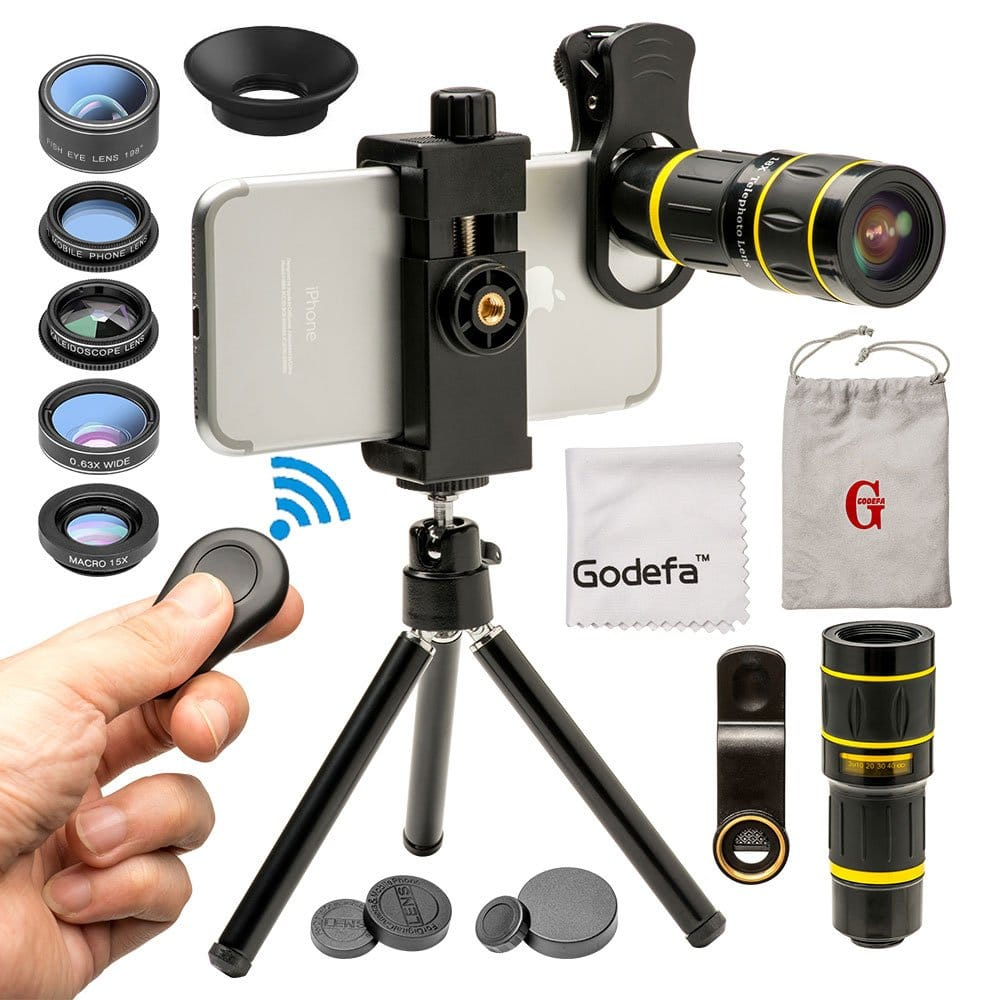 Godefa Phone Camera Lens