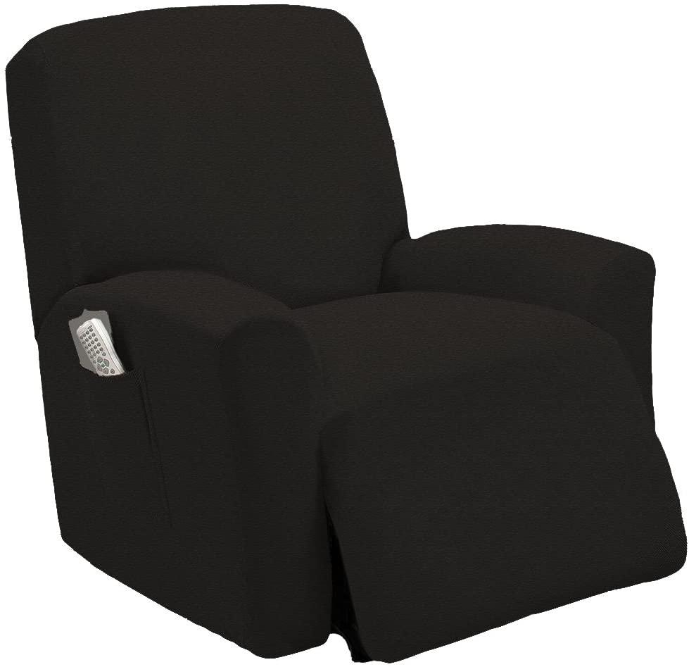 Goldenlinens Recliner Chair Slipcover