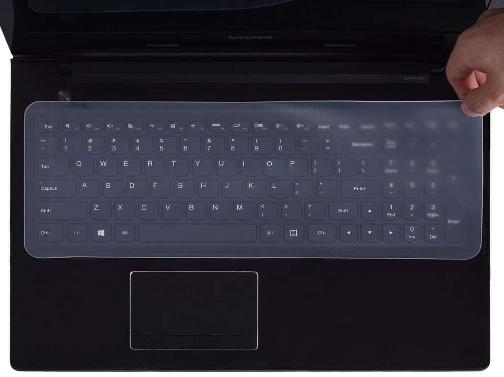 Goliton Universal Silicone Keyboard Protector Skin for Laptop Notebook
