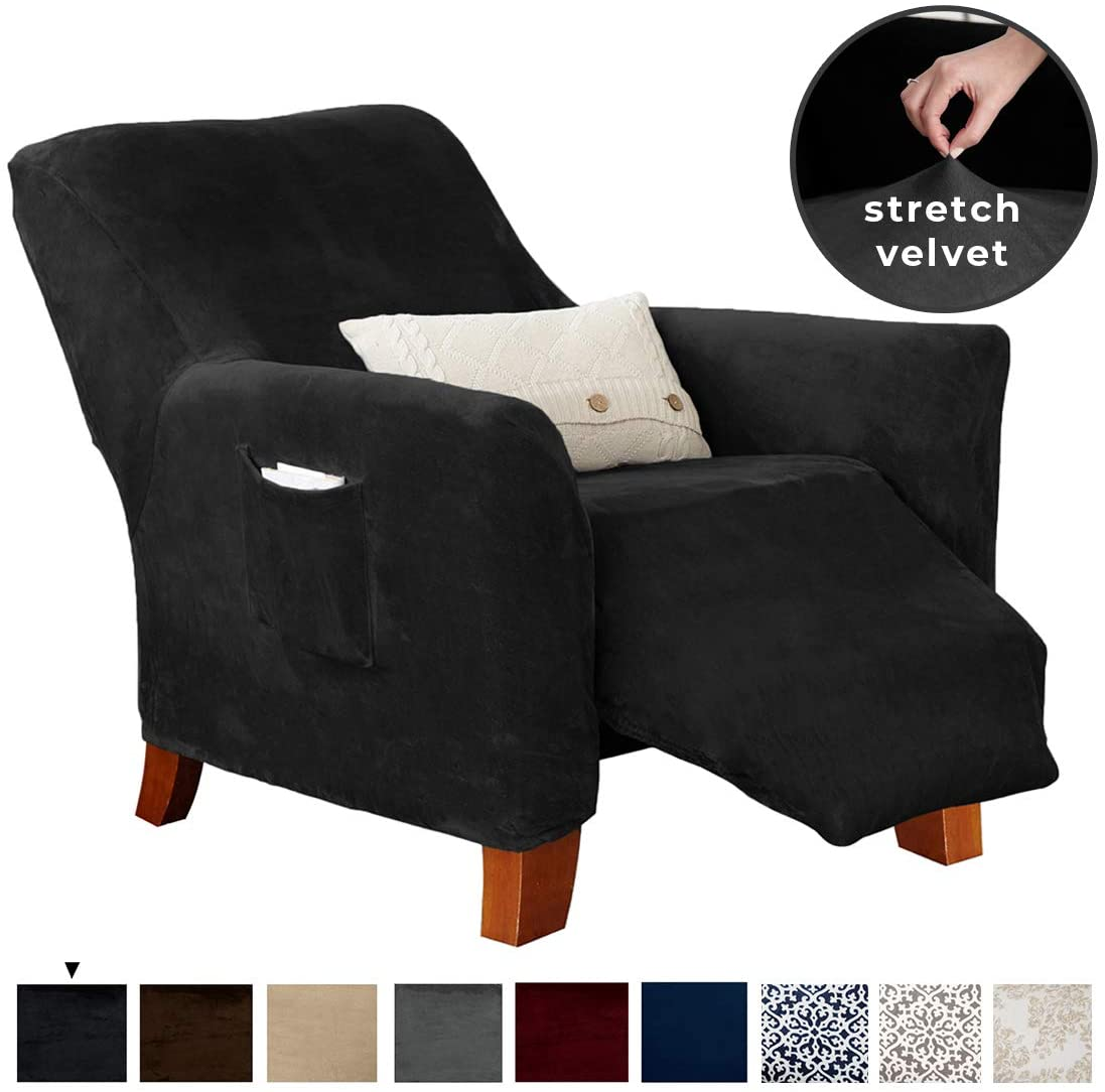 Great Bay Home Recliner Chair Slipcover