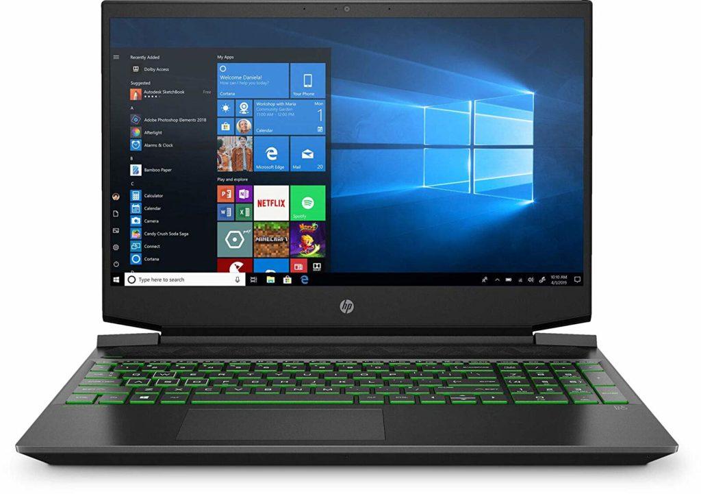 HP Pavilion FHD IPS Premium Gaming Laptop