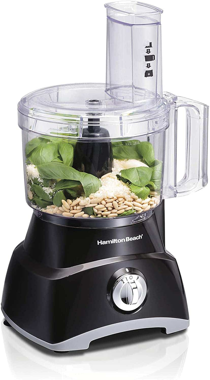 Hamilton Beach 8-Cup Compact Food Processor