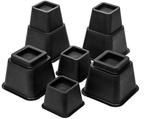 Home Solutions Bed Risers
