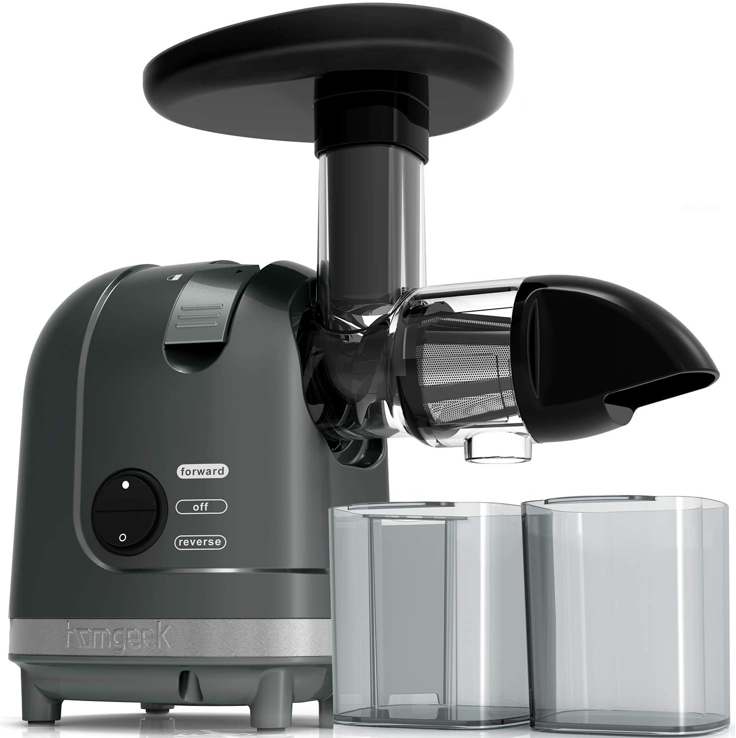Homgeek Cold Press Juicer