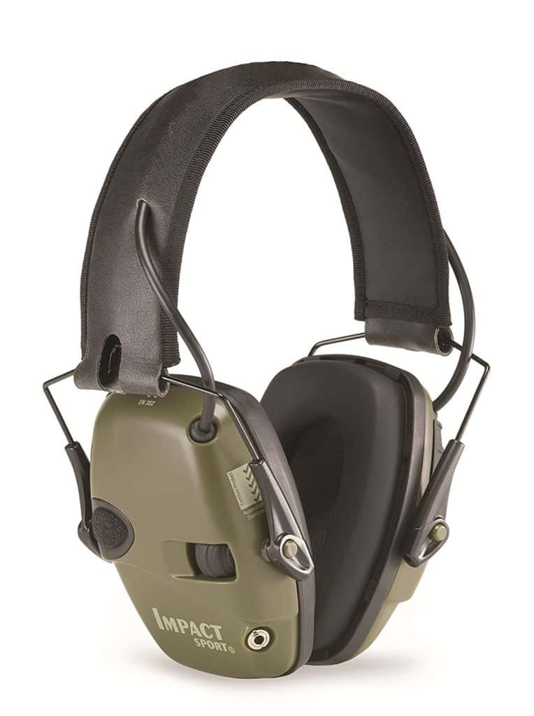 Howard Leight Sound Amplification Electronic Shooting Earmuff