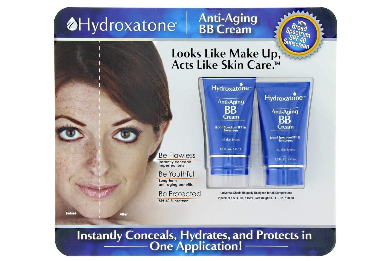 Hydroxatone Anti-aging Cream