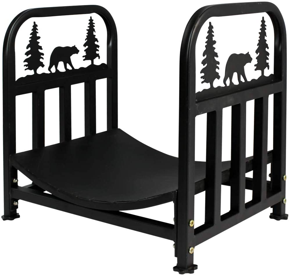 Inno Stage Wrought Iron Log Rack