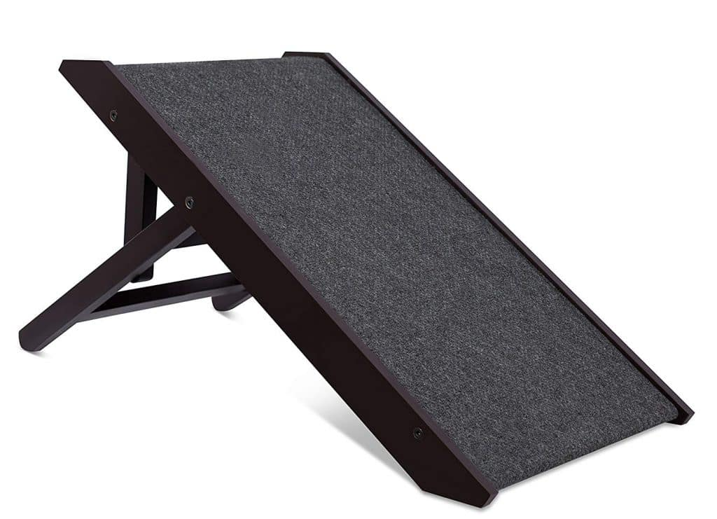 Internet's Best Small Adjustable Pet Ramp