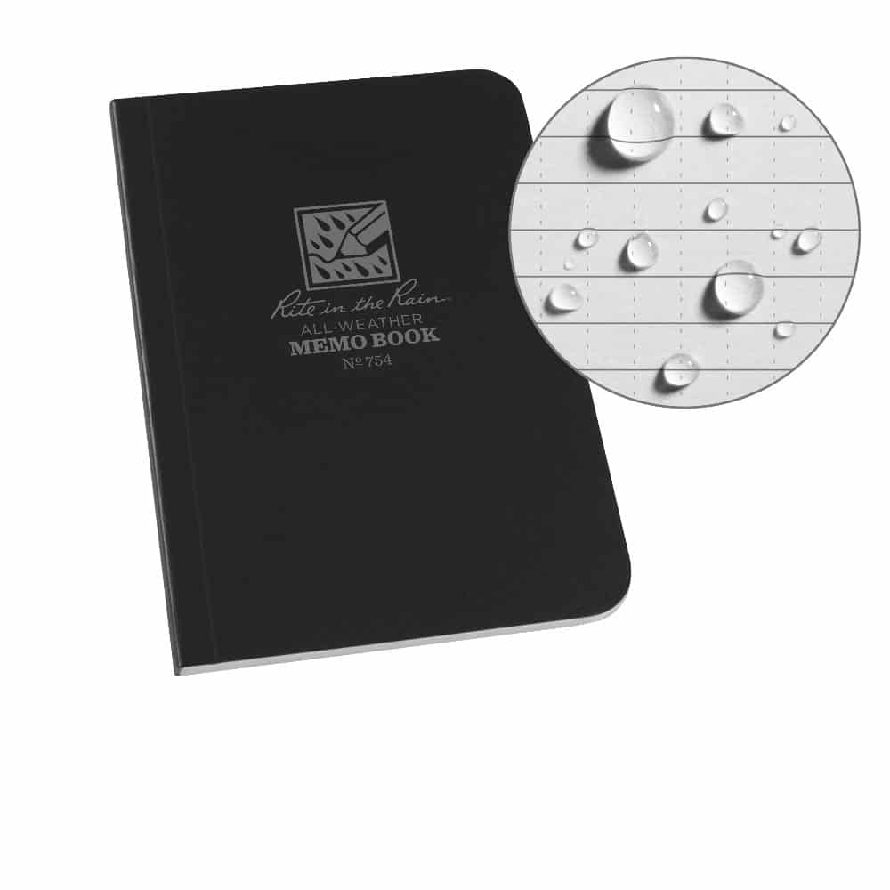 J.L. Darling Rite Pocket Notebook