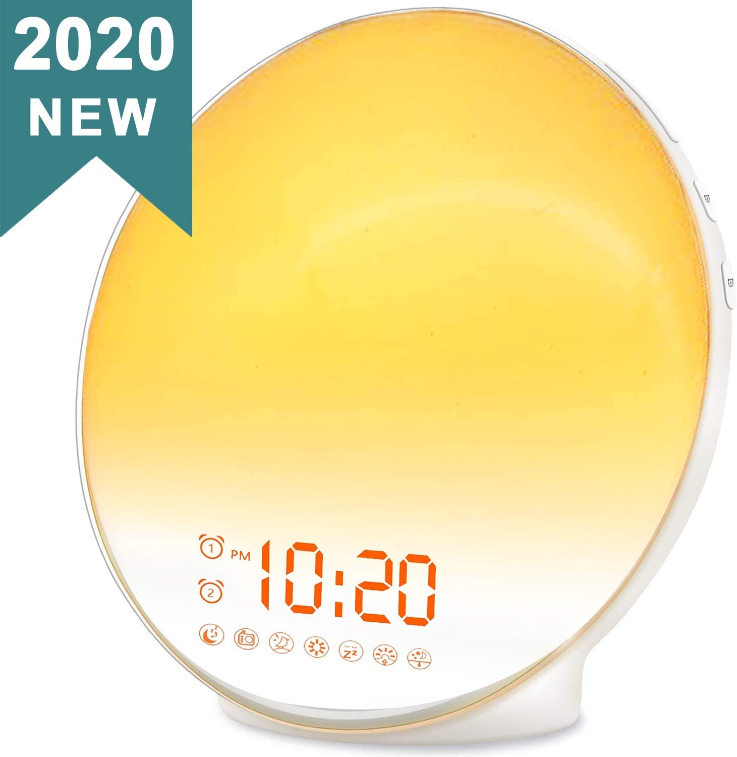 JALL Wake Up Alarm Clock for Kids