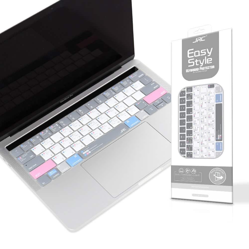 JRC Premium keyboard Cover for MacBook Pro