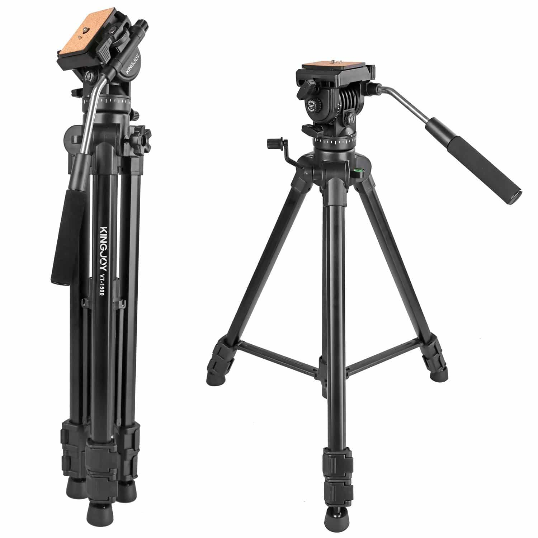 KAMISAFE Video Tripod and Camera Crane