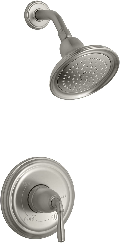 KOHLER K-TS396-4-BN Showerhead