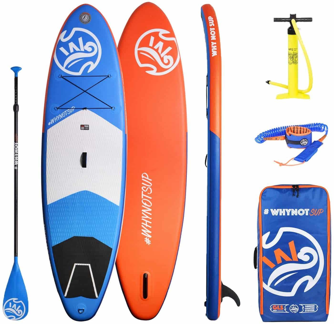 KUDO! Inflatable Paddle Board
