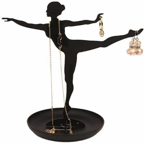 Kikkerland Ballerina Stand