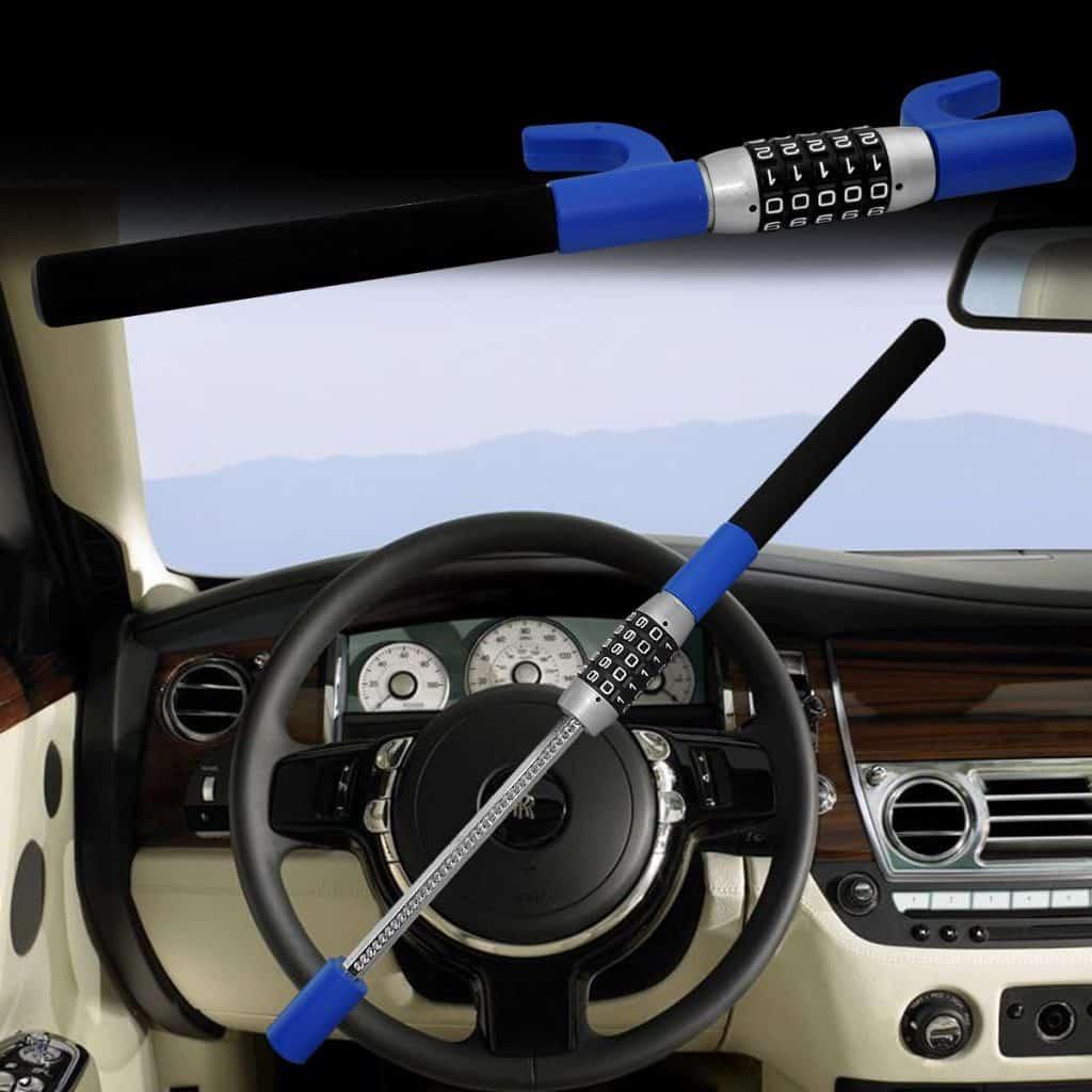 LC Prime Steering Wheel Lock