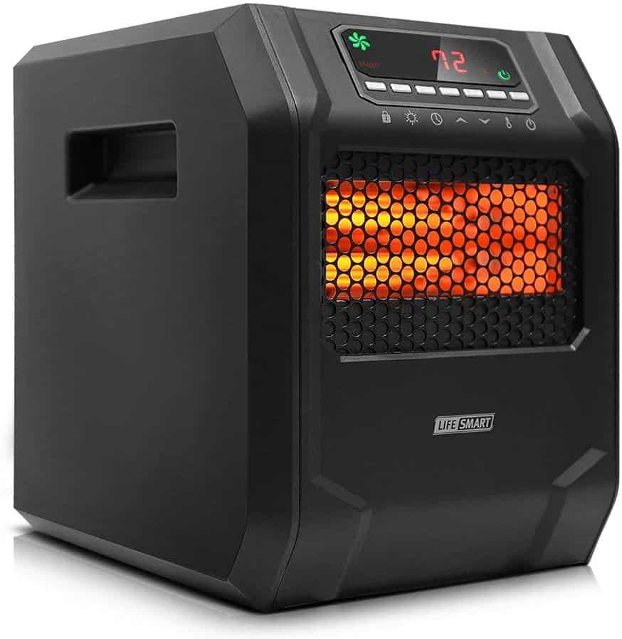 LIFE SMART 6 Infrared Heater