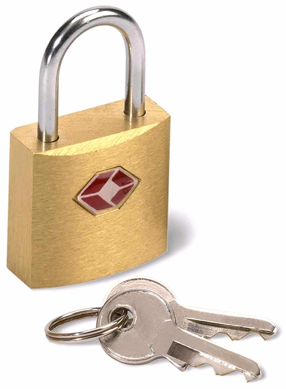 Lewis N. Clark TSA Lock