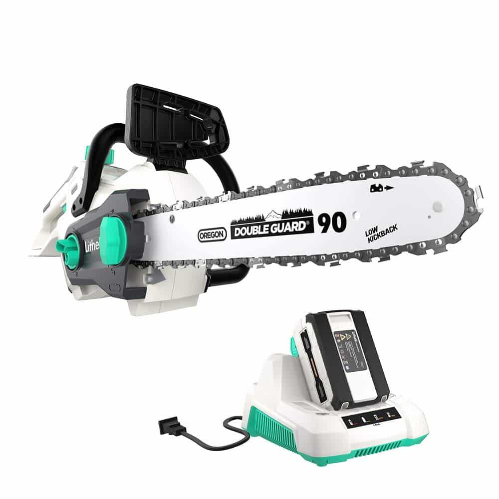LiTHELi 40V Cordless Chainsaw