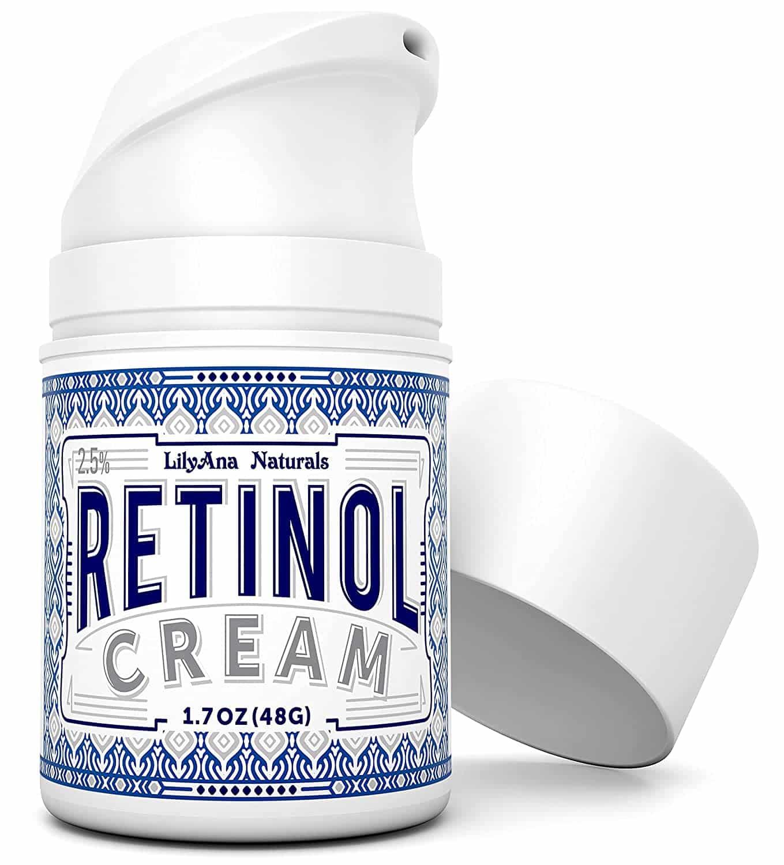 Lilyna Naturals Retinol Cream Moisturizer
