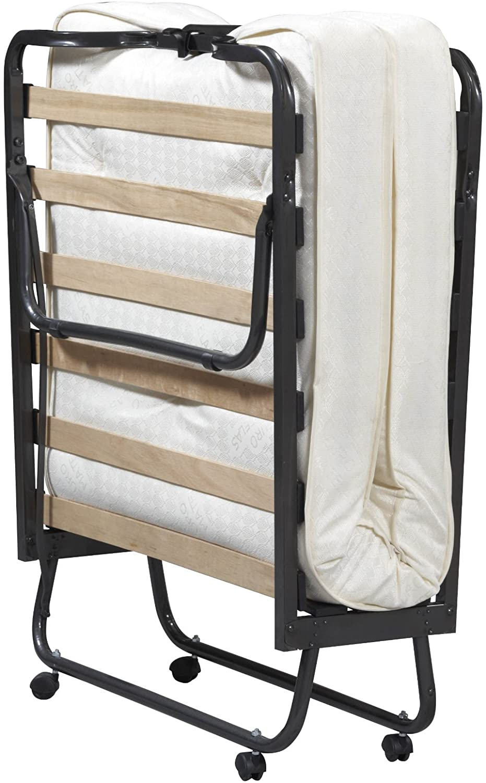 Linon Home Dcor Luxor Memory Foam Folding Bed