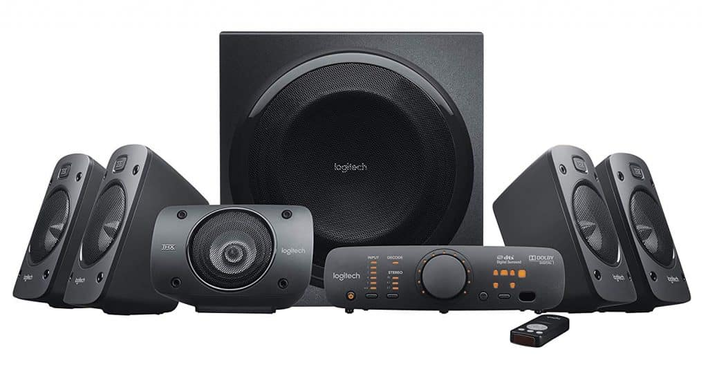 Logitech Z906 5.1 Channel Speaker