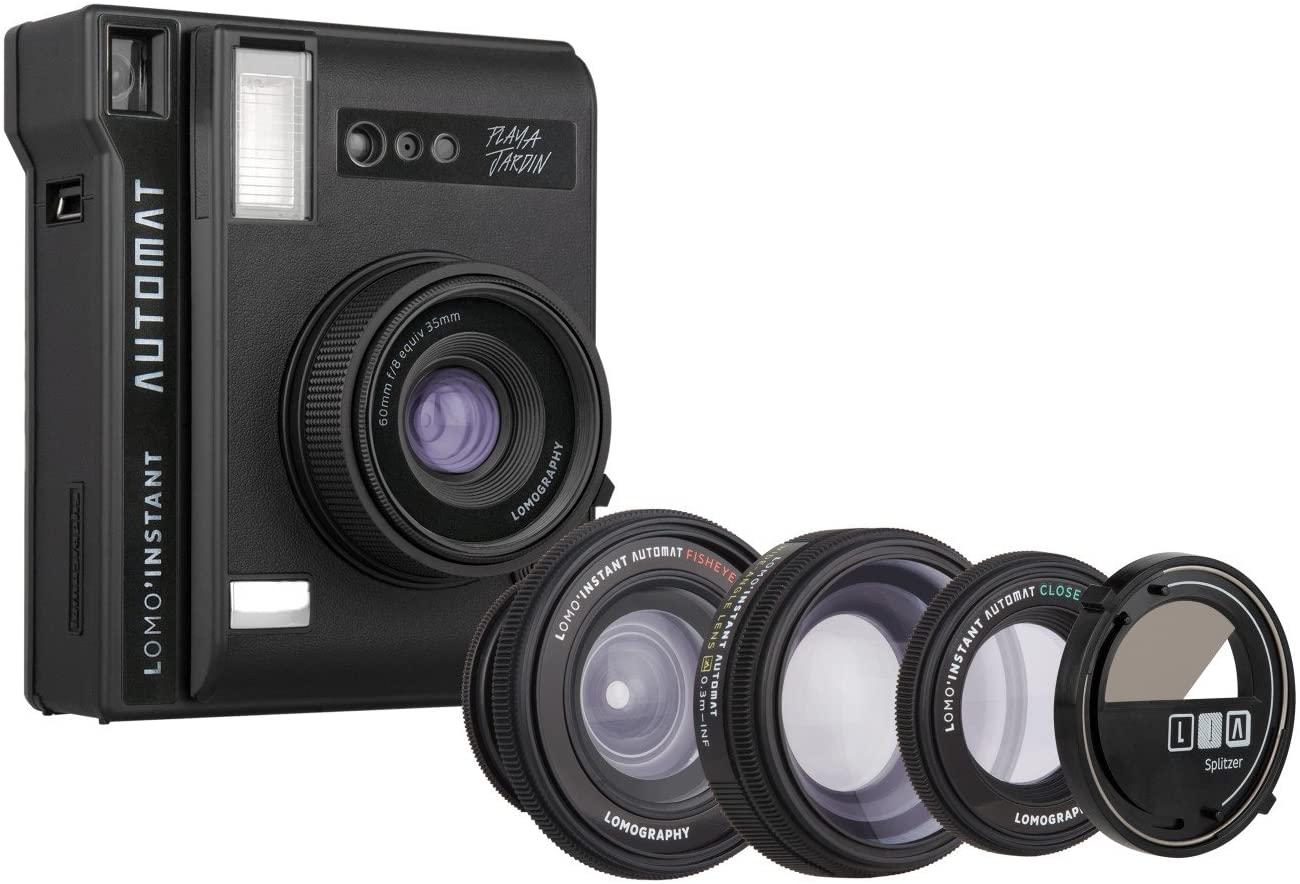 Lomography Lomo'Instant Automat & Lenses Instant Camera