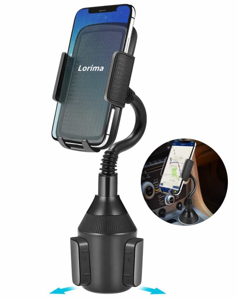 Lorima Car Cup Holder Phone Mount
