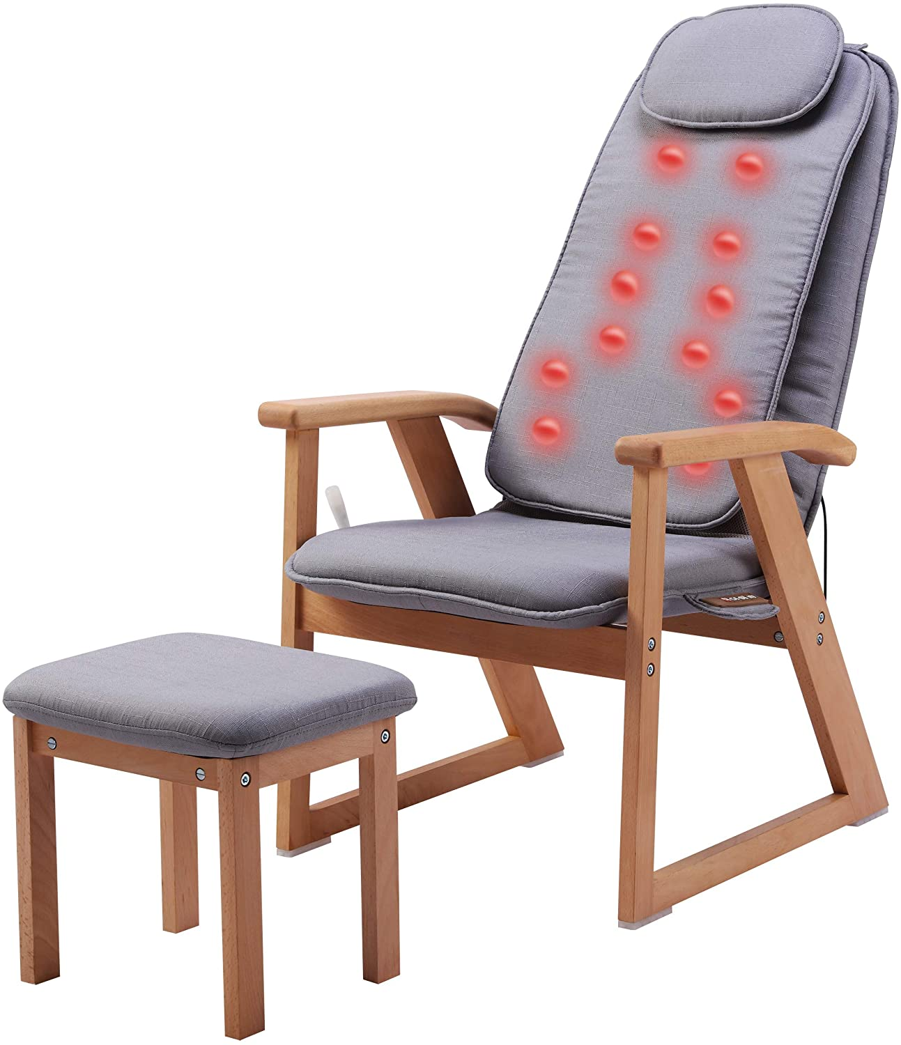 MAS-AGEE Shiatsu Back Massage Chair