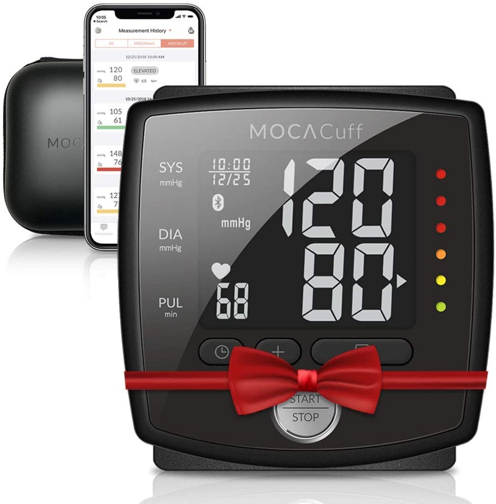 MOCACuff Bluetooth Blood Pressure Monitor