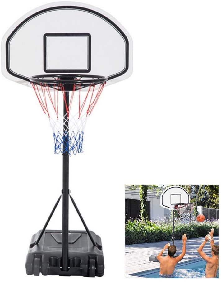 MTN Gearsmith New Pool Basketball Hoop