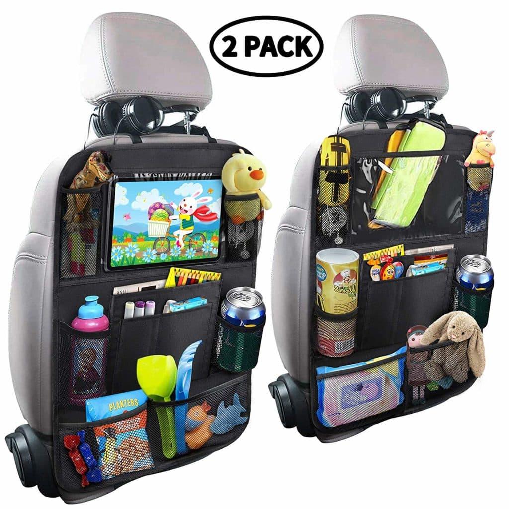 MZTDYTL Car Backseat Organizer