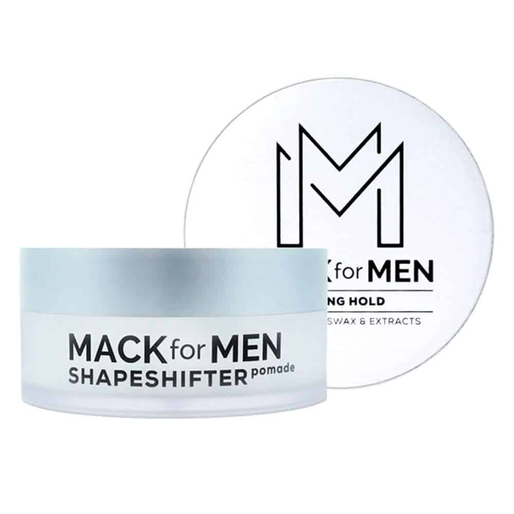 Mack for Men ShapeShifter Premium Hair Styling Pomade
