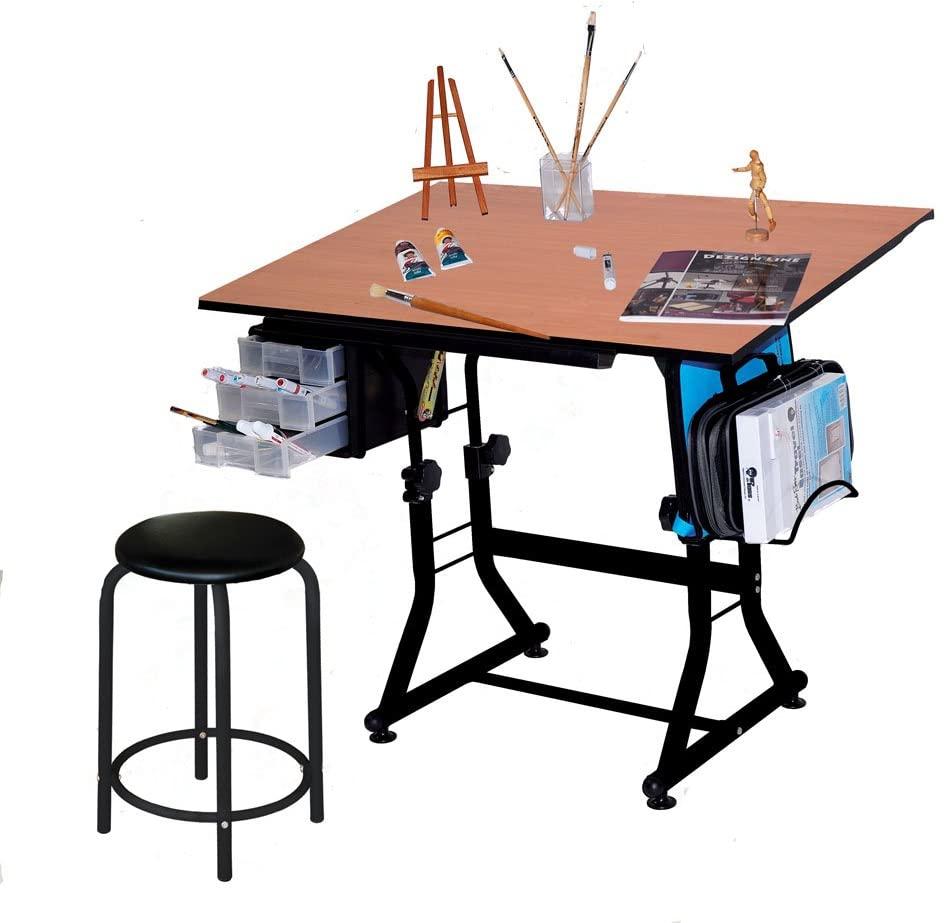 Martin Universal Design ART Desk for Artists