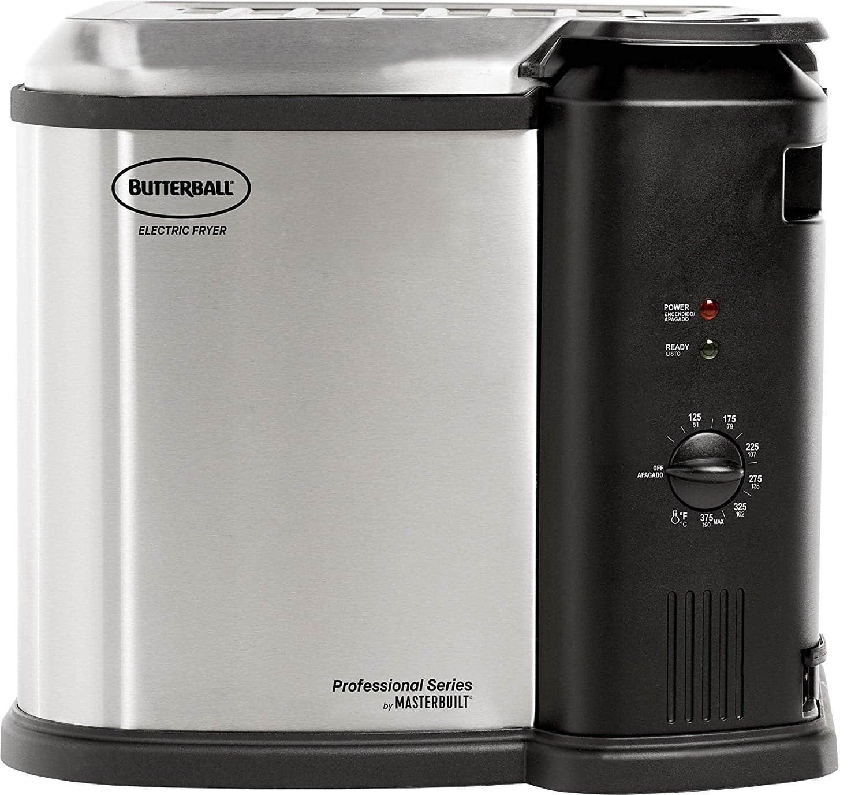 Masterbuilt MB23012418 Electric Fryer