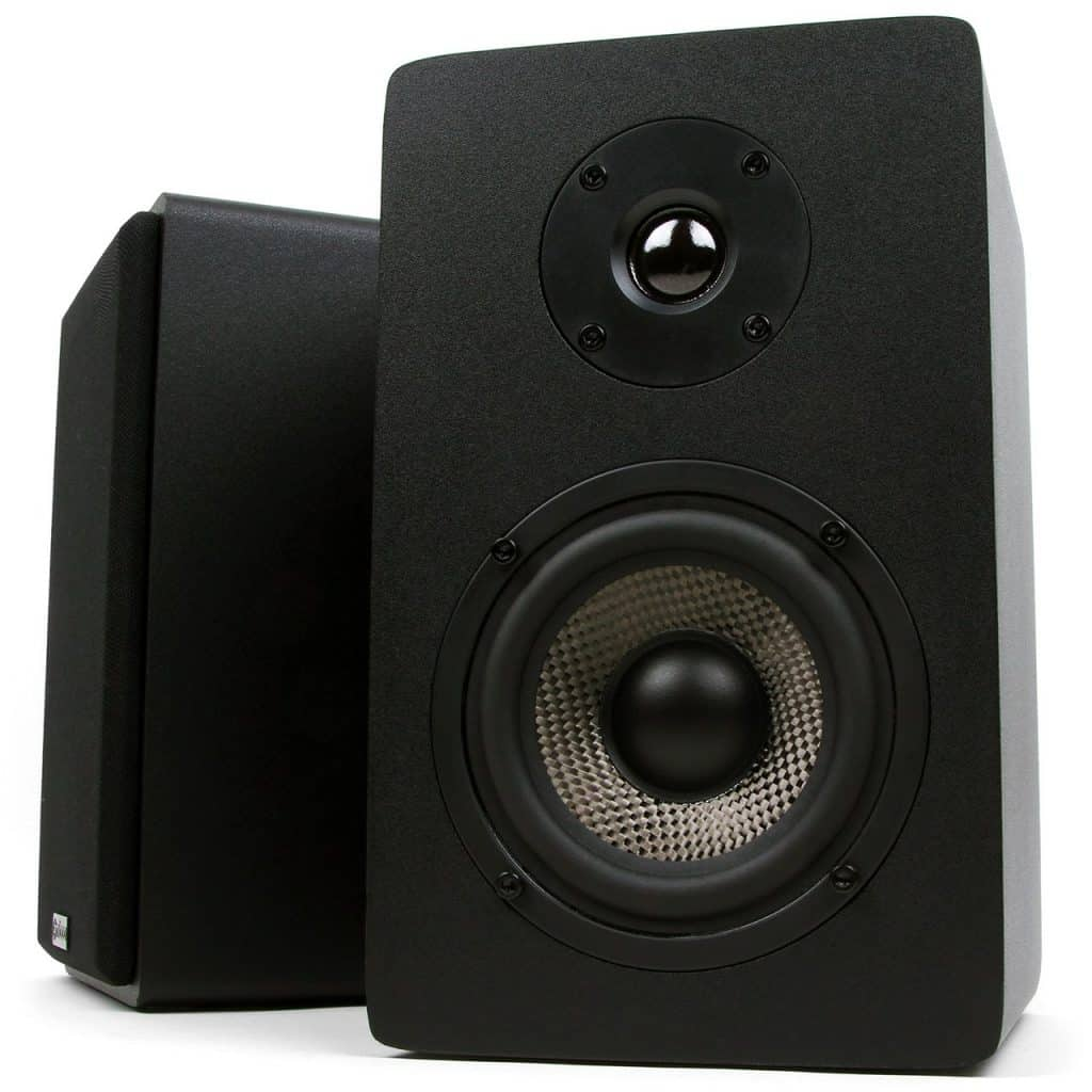 Micca MB42X Advanced Bookshelf Speakers