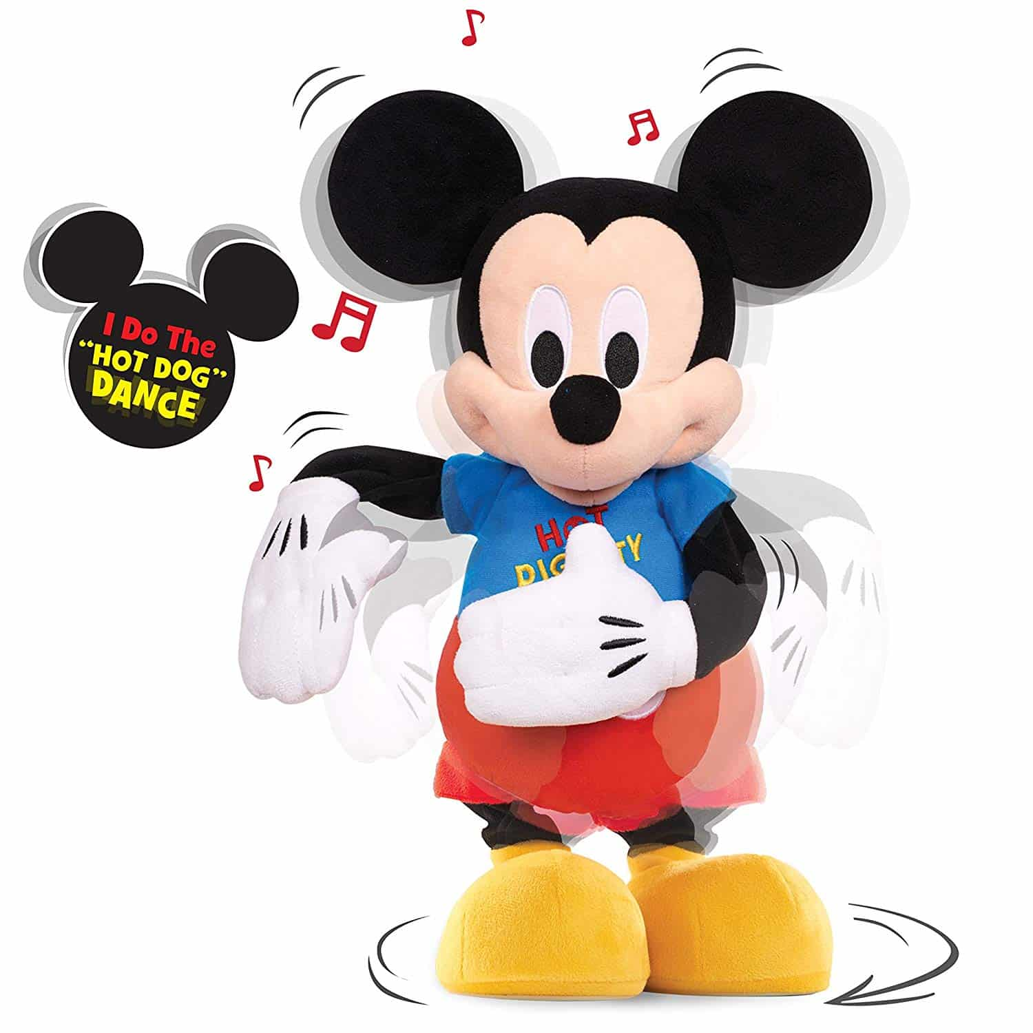 Mickey Mouse Clubhouse Diggity Dance and Play Mickey