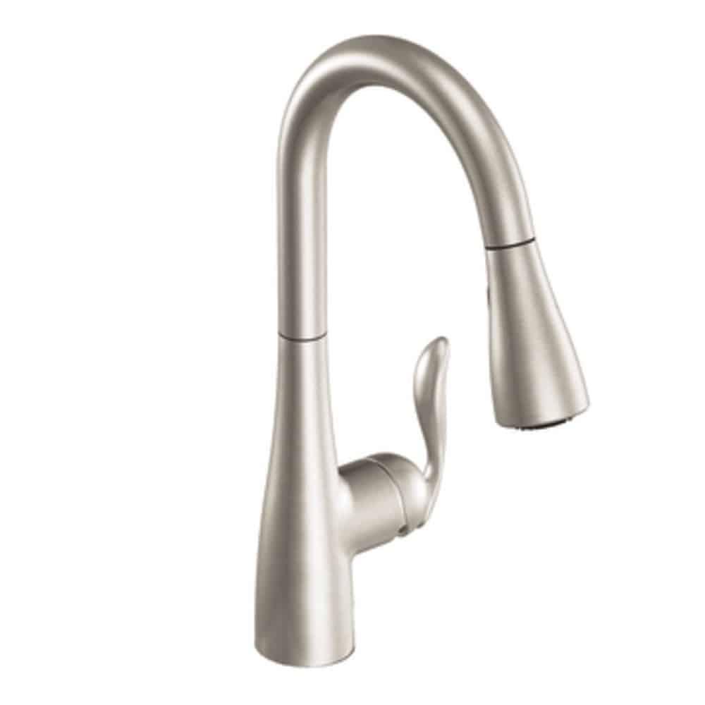 Moen 7594SRS Kitchen Faucet 3327