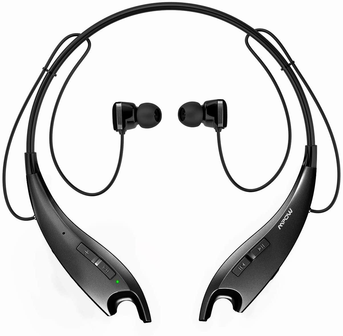 Mpow Jaws Upgraded Gen-3 Bluetooth Headphones