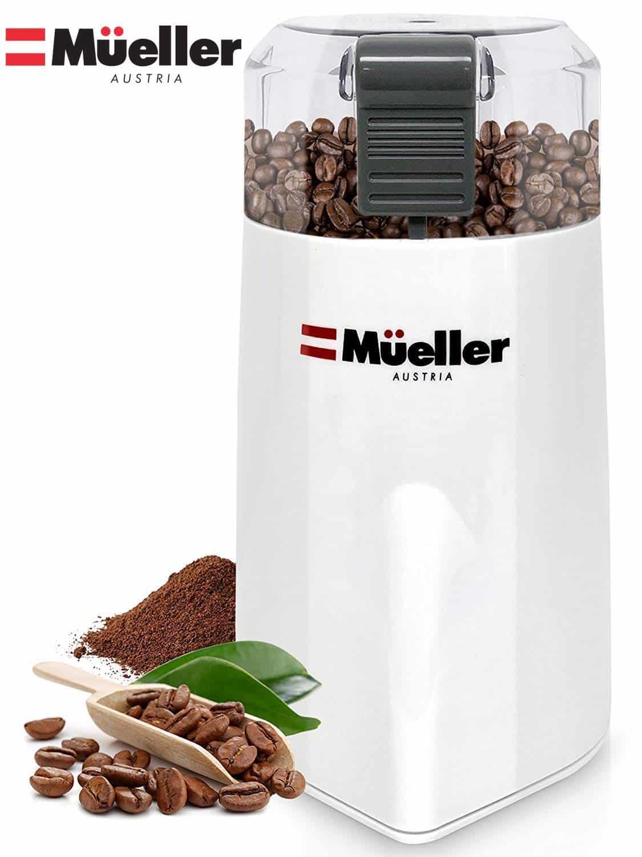 Mueller Austria HyperGrind Precision Grinder